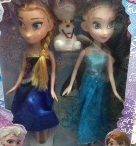 Новые Куклы холодное сердце