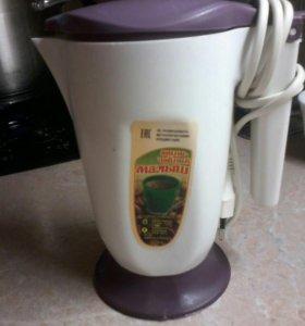 Мини-чайник электрич