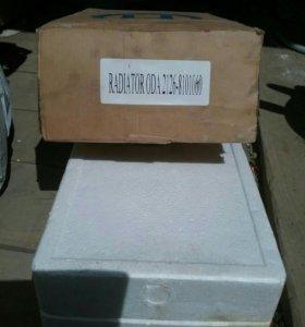 Радиатор охдаждения алюмин. М2126 ИЖ ОДА