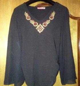 Блуза женская 46 р