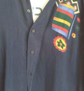 Рубашка шелк BONACHELO