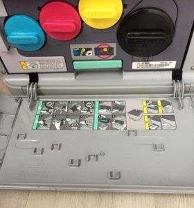 Samsung CLP-350N, цветной лазерный принтер