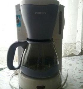 Кофеварка капельного типа Philips HD 7562/40