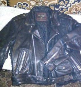 Кожаная куртка (косуха) First