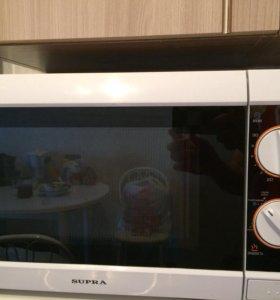 Микроволновая печь - микроволновка