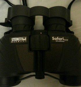Бинокль STEINER Safari UltraSharp 10x30 (Germany)