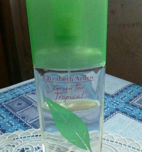 Туалетная вода женская Зеленый чай Тропик 🌸🌺🌻