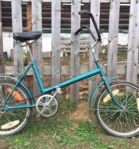 Велосипед Звезда ралли