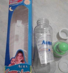 Поильник 4 в 1 и бутылочка для кормления