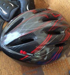 Защита, шлем для роликов, сумка для роликов