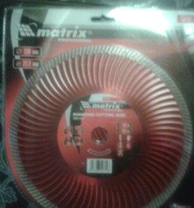 Алмазные диски matrix turbo extra (диаметр-230)