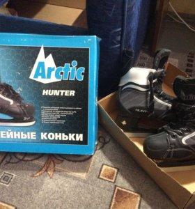 Хоккейные коньки Arctic Hunter