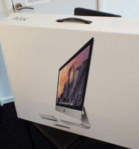 "iMac 27"" retina 5k core i7 4.0ghz"