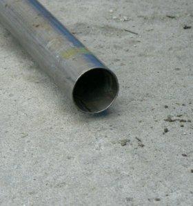 Труба титановая 60 х 2 х 6000 мм