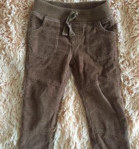 Детские джинсы(вельветовые)