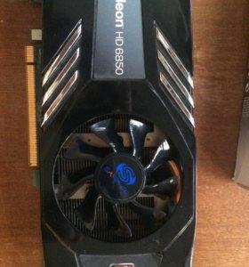 Видеокарта AMD Radeon HD 6850