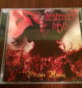 Destroyer 666-Phoenix Rising