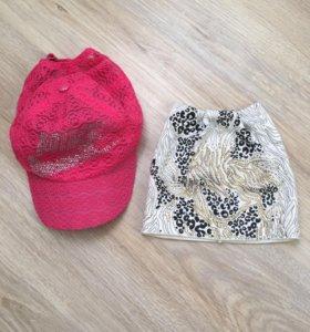 Кепка и шапочка