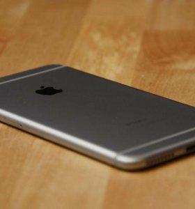 Новые iphone 6 с touch id и без. 16gb. Space gray