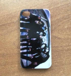Чехол на айфон 4/4s Hollywood Undead