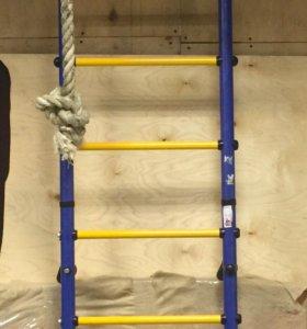 Детская спортивная лестница