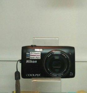 Продам Nikon coolpix s3400