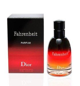 Духи Dior Fahrenheit