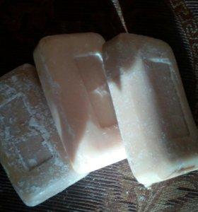 Домашнее хозяйственное мыло 3 шт.