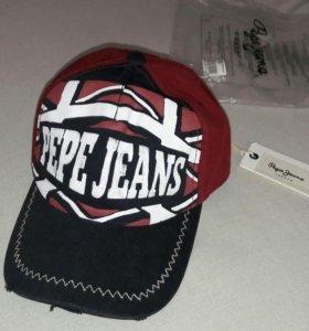 Кепка новая Pepe jeans