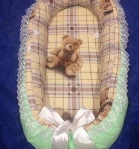 Гнёздышко (кокон) для новорожденного