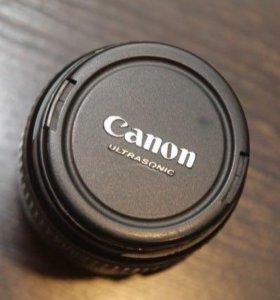 Объектив Canon EF-S 17-85mm f/4-5,6 IS USM