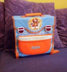 Рюкзак ортопедический школьный Tiger!новый!