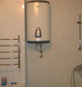Установка водоногревателей