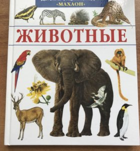 Животные. Детская энциклопедия Махаон