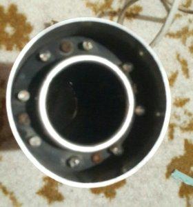 Насадка светодиодная на выхлопную трубу