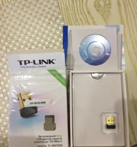 USB адаптер беспроводной