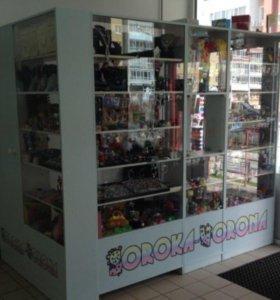 Готовый бизнес - магазин бижутерии