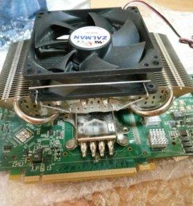 Видеокарта GeForce 8800 512 mb ddr3
