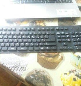Резиновая Клавиатура AgeStar