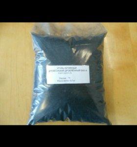 Уголь БАУ-А, Кокосовый активированный уголь