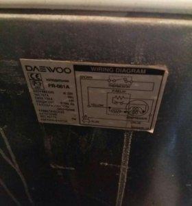 Daewoo морозильная камера
