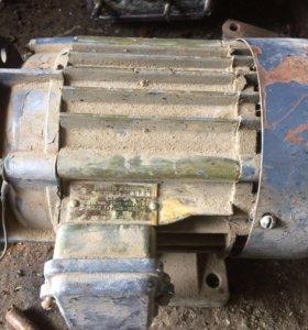 Электродвигатель асинхронный 1ф
