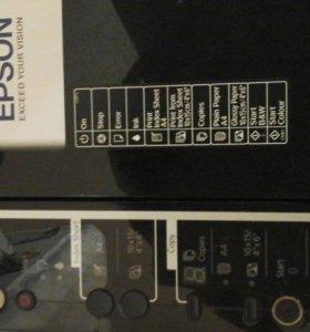 МФУ Epson TX 200