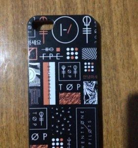 Чехол (iPhone 5/5s)