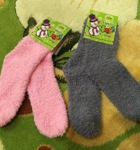 Носочки на 1-3 годика
