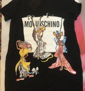 Платье-туника Moschino (новое)