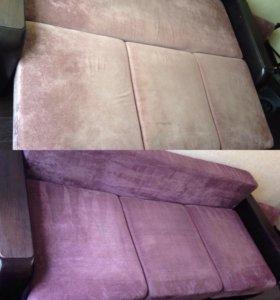 Выездная Химчистка: Мягкая мебель/ковры/матрасы/