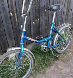 Подростковый велосипед. Аист.