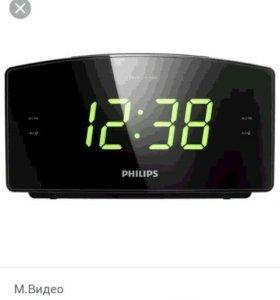 Часы -радио