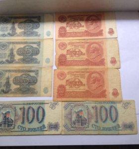 Коллекционные бумажные деньги